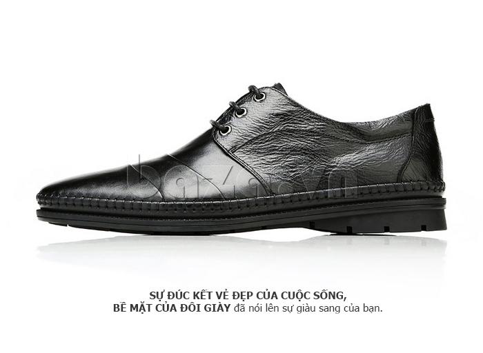 Giày da nam Olunpo QABA1410 - baza.vn