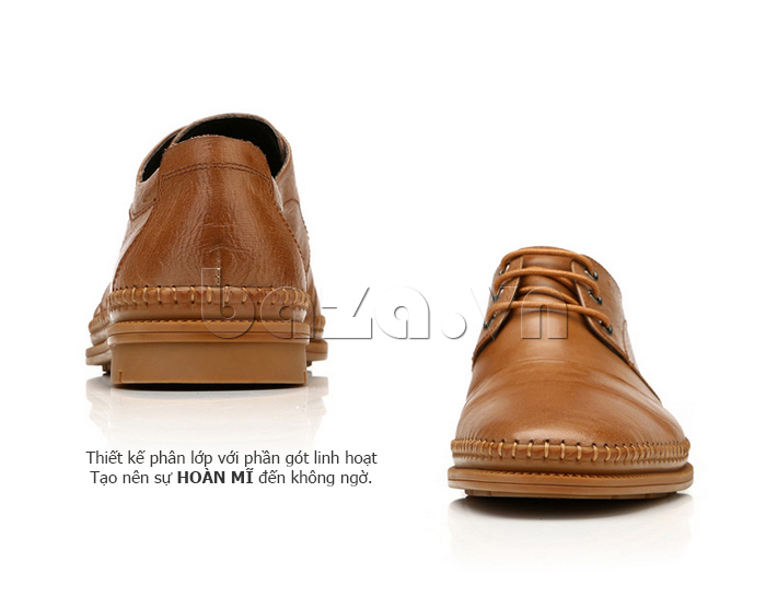 Giày da nam Olunpo QABA1410 cao cổ\