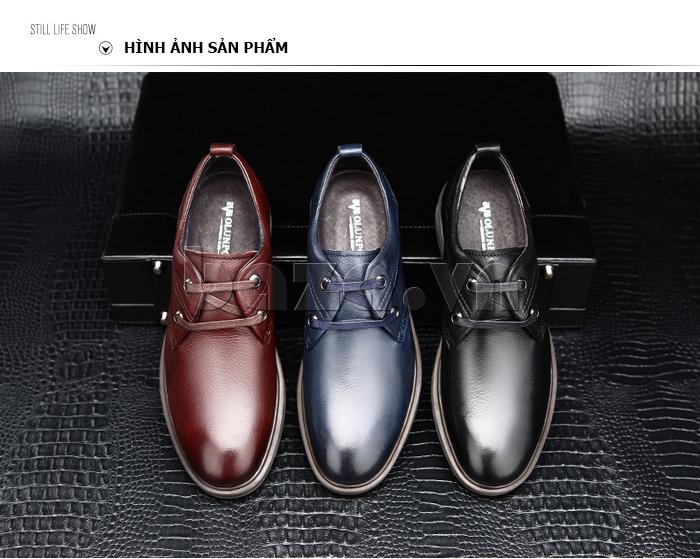 Hình ảnh của Giày da nam Olunpo QZK1404