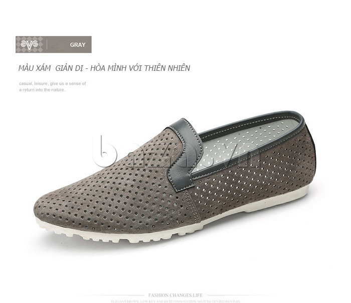 Giày nam Olunpo XMB1501 tinh tế và đẹp