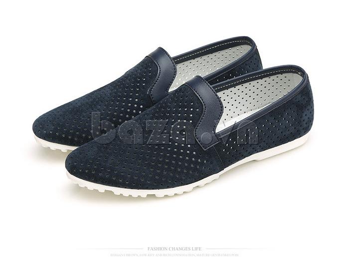 Giày nam Olunpo XMB1501 giày lười