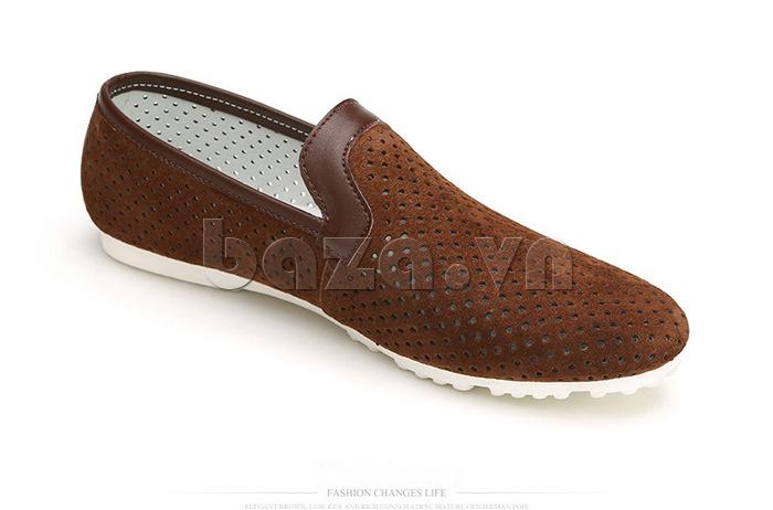 Giày nam Olunpo XMB1501 thiết kế tinh xảo