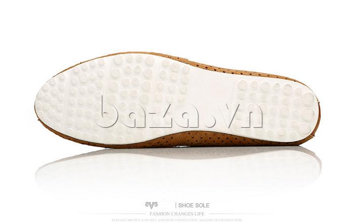 Giày nam Olunpo XMB1501 thiết kế hoàn hảo và đẹp