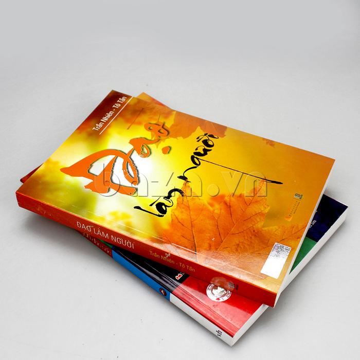 """Ảnh 4 Sách sống đẹp """" Đạo làm người """" Trần Nhiên - Tô Tần"""