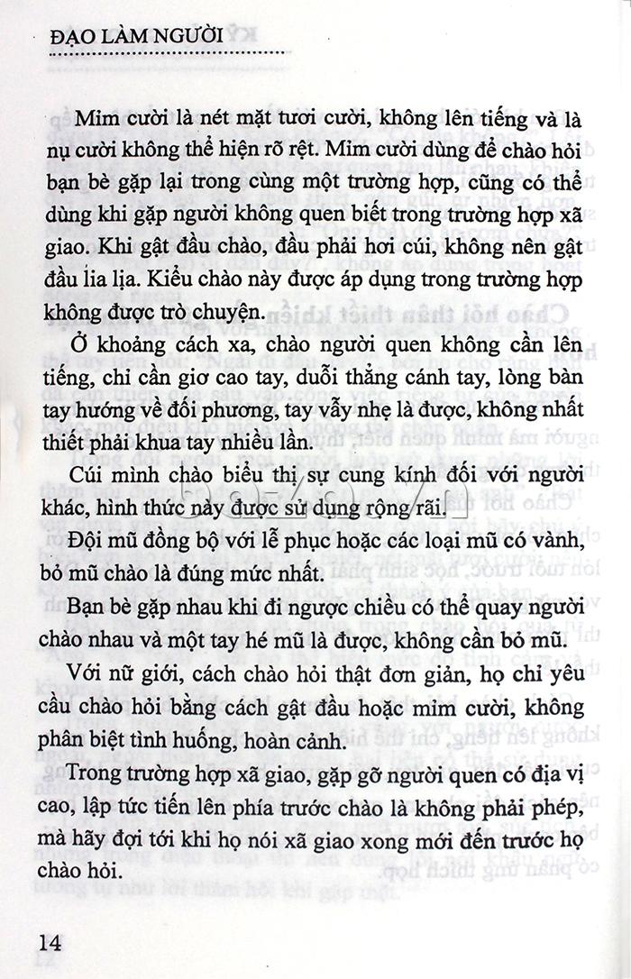 """Trích đoạn 3 Sách sống đẹp """" Đạo làm người """" Trần Nhiên - Tô Tần ảnh 5"""