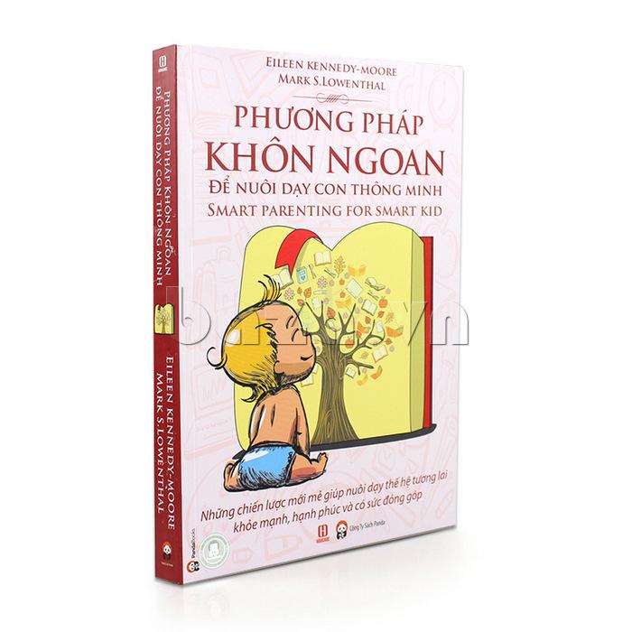 Sách gia đình Phương pháp khôn ngoan để nuôi dạy con thông minh