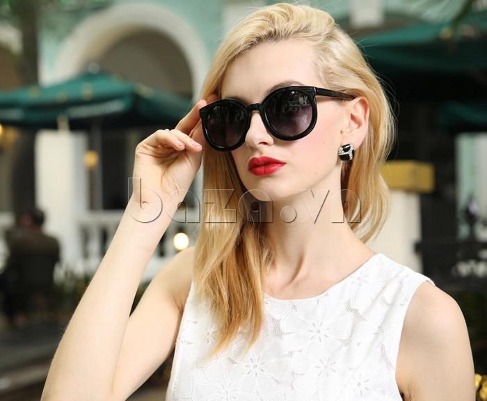 Kính mắt nữ Falwedi 8021 - thời trang và phong cách