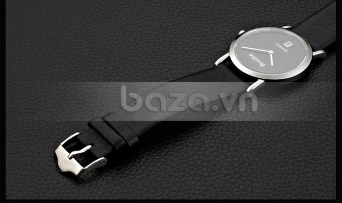 Đồng hồ nam siêu mỏng Bestdon BD9951AG cao cấp