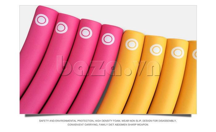 Vòng lắc thể thao phối màu nổi bật EG MK3008 cá tính