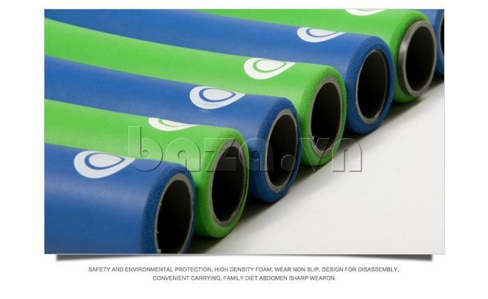 Vòng lắc thể thao phối màu nổi bật EG MK3008 thu hút