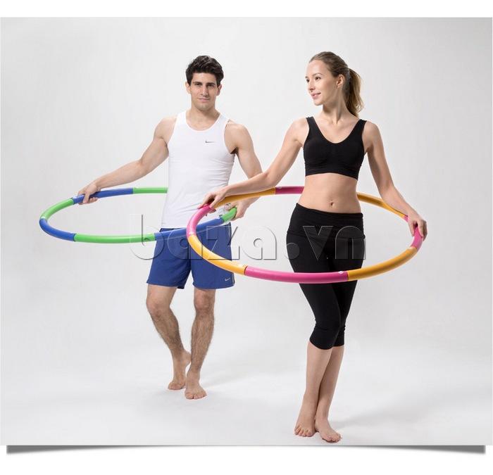 Vòng lắc thể thao phối màu mới lạ EG
