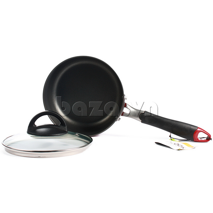 Nồi E-cook Deco Lock&Lock 16cm LED2161  sáng bóng