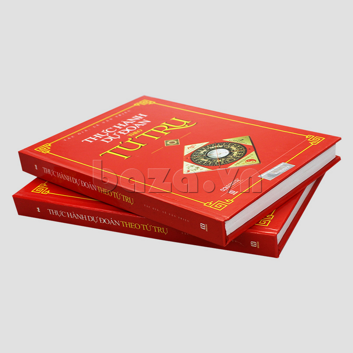 Thực hành dự đoán theo tứ trụ (Bìa cứng) sách hay nên có