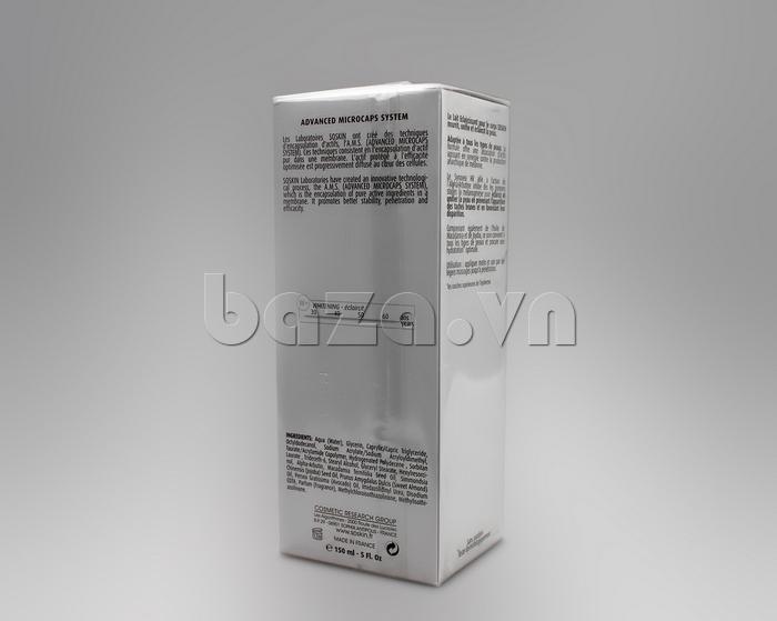 kem dưỡng thể Soskin Whitening Body Lotion and Sensitive Area là dòng mỹ phẩm cao cấp