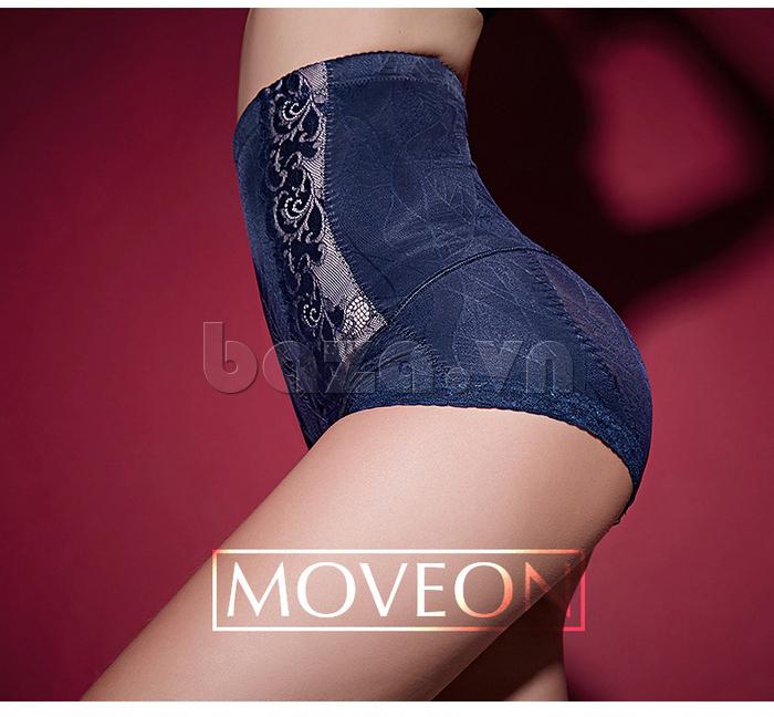 quần lót tạo dáng phủ vải ceramic nữ Moveon MS8479
