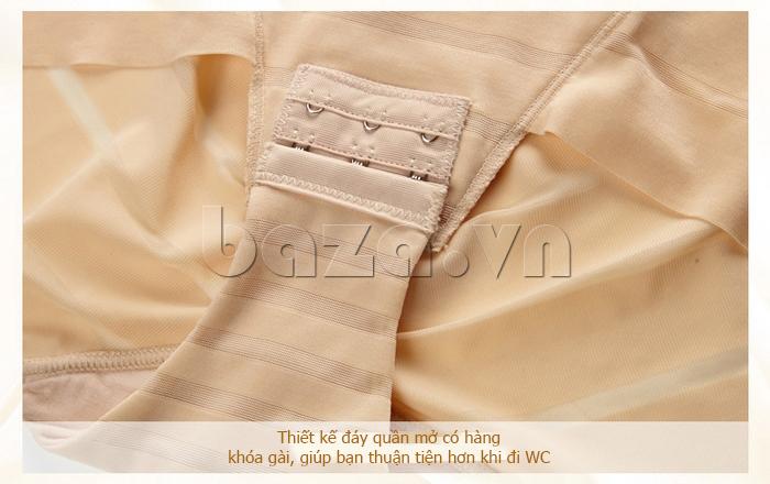 áo định hình liền thân Moveon MS5564 đáy quần tiện dụng