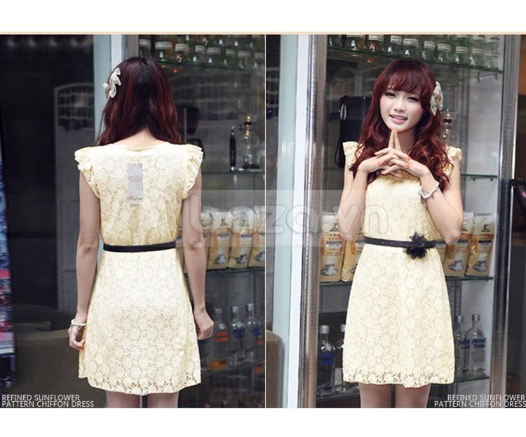 Baza.vn: Váy ren Công Chúa Nhỏ