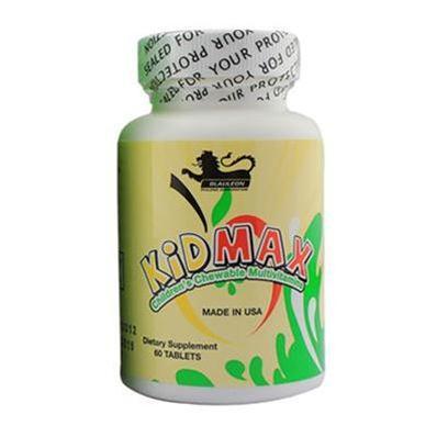 KIDMAX - Bổ sung dinh dưỡng hoàn hảo