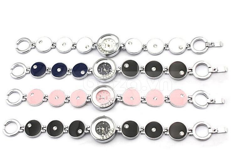 Đồng hồ lắc tay Kimio  màu sắc đa dạng