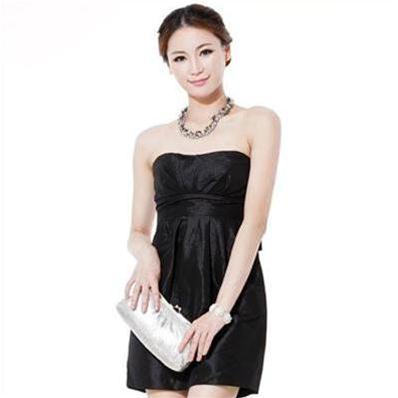Váy Cúp Ngực Phong Cách Ngọt Ngào