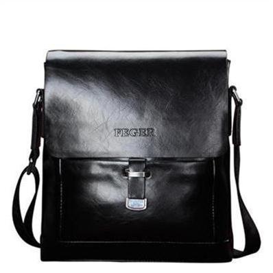 Túi da nam Feger FG053 Kiểu dáng sang trọng
