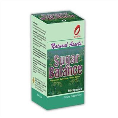 Surga Balance - Điều trị tiểu đường