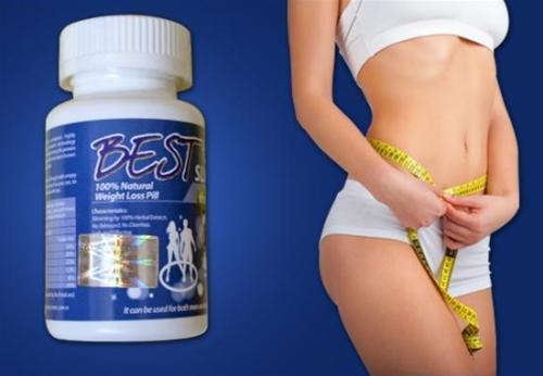 Baza.vn: Viên uống giảm cân Mỹ Best Slim USA