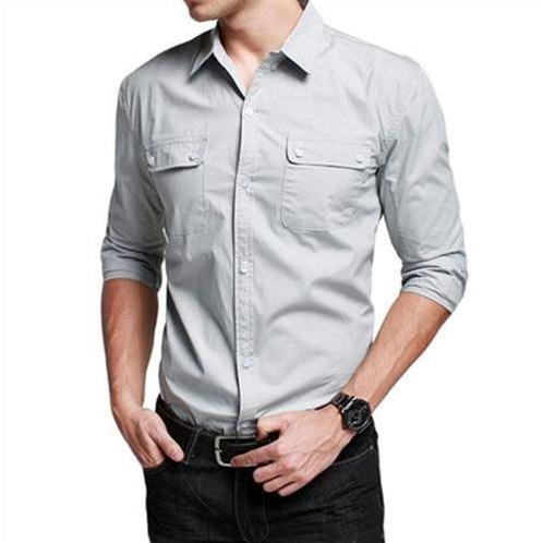 Sơ mi nam K-Jeans HC-9003LC
