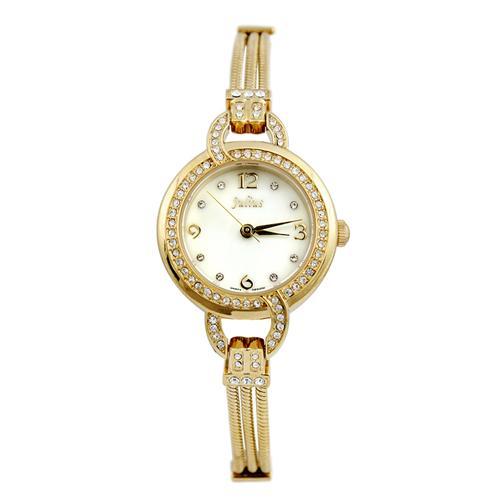 Đồng hồ nữ dây kim loại Julius JA-830B