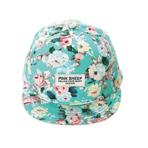Mũ bóng chày nữ Pink Sheep 03M316 - Mũ Snapback