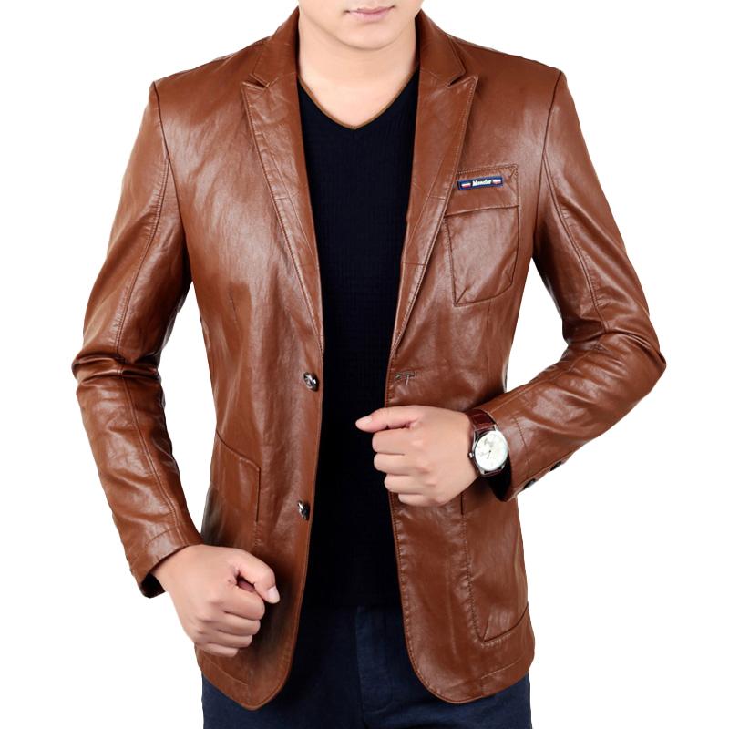 Áo Jacket da nam dáng vest trơn màu túi ngực KSLPT
