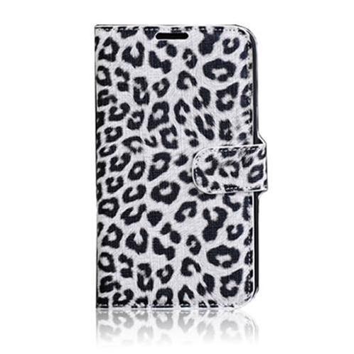 Ví da Samsung Galaxy Note II Leopard