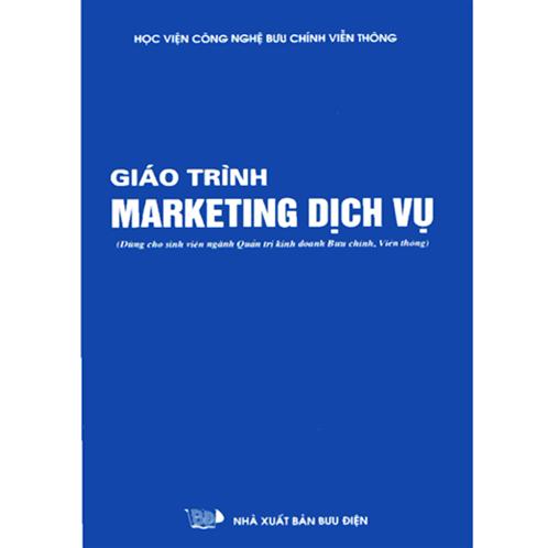 Giáo trình marketing dịch vụ