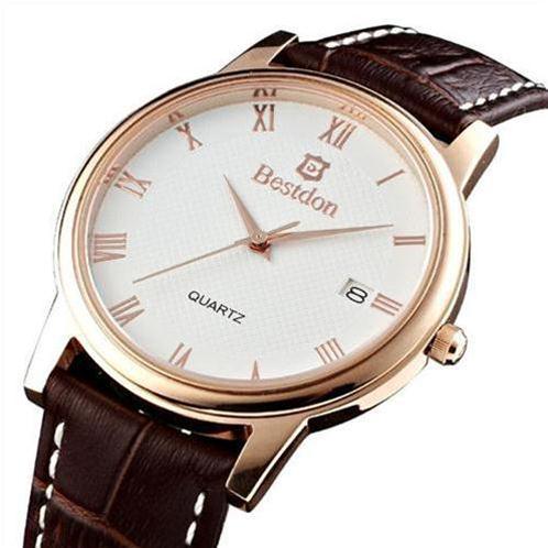 Đồng hồ nam Bestdon số La Mã BD9929G
