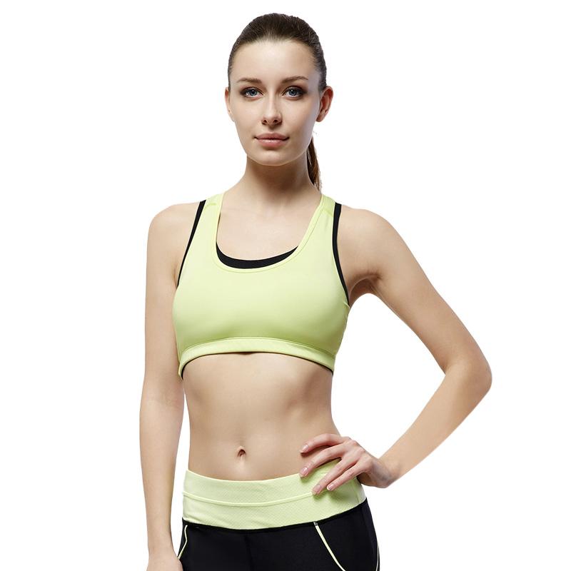 Áo bra thể thao nữ Zoano viền màu nổi bật