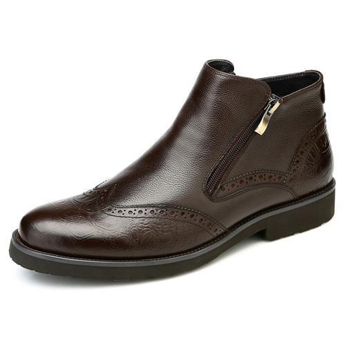 Boot nam công sở Olunpo DHT1441