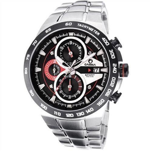 Đồng hồ nam Chronograph Casima ST-8209-S7