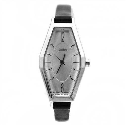 Đồng hồ nữ Julius JA-574 mặt oval cách điệu