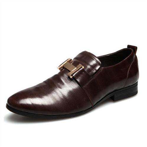 Giày da nam thời trang CDD AN33805