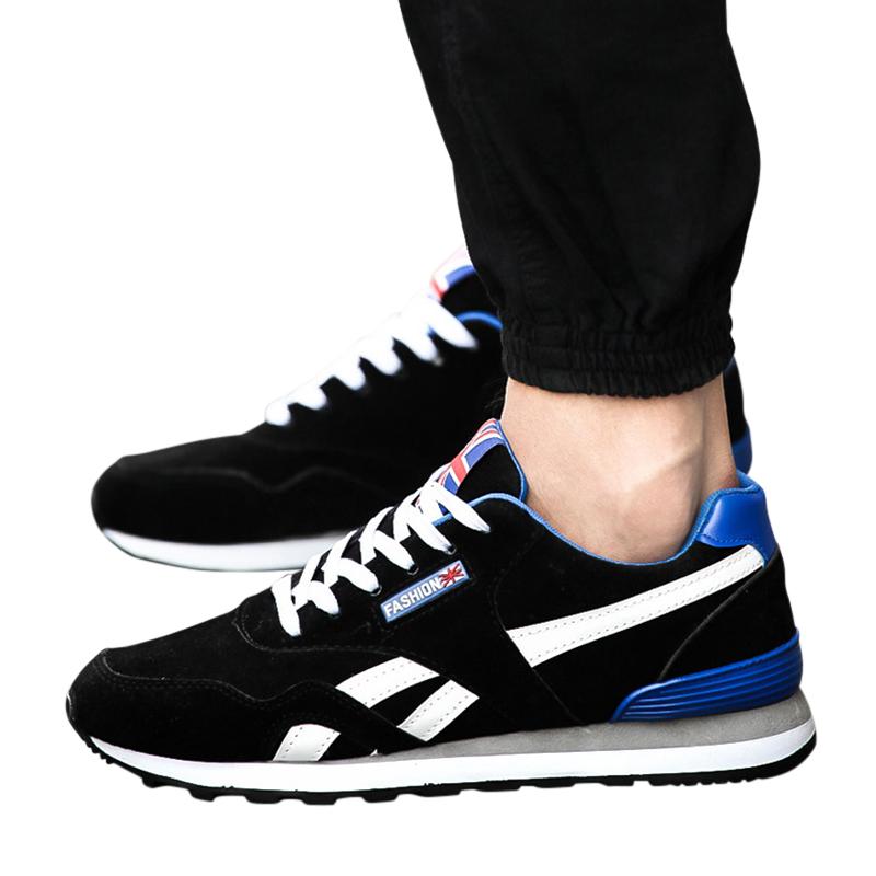 Giày sneaker nam phối màu cờ Anh Oubejargon