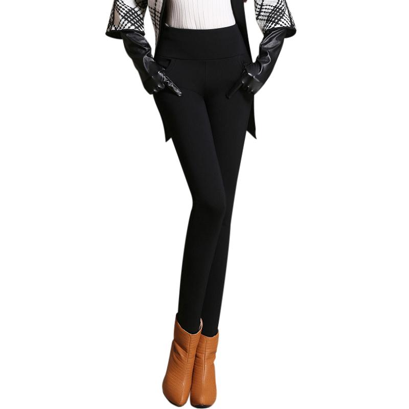 Quần legging nữ cạp cao JIYI
