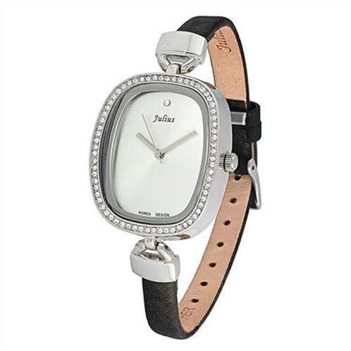 Đồng hồ nữ viền đá Julius JA-298