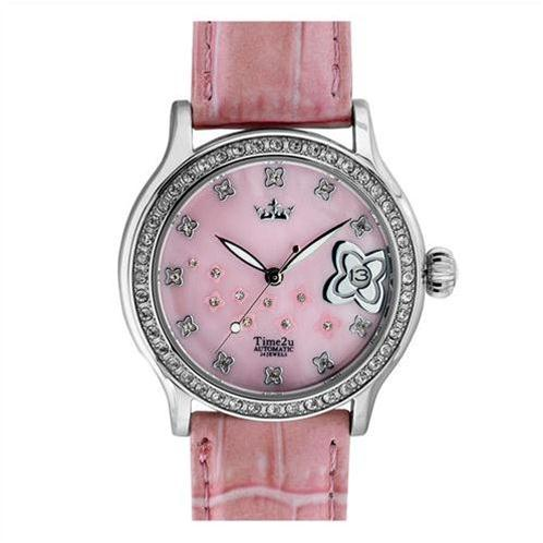 Đồng hồ cơ nữ Time2U 91-58941 cao cấp