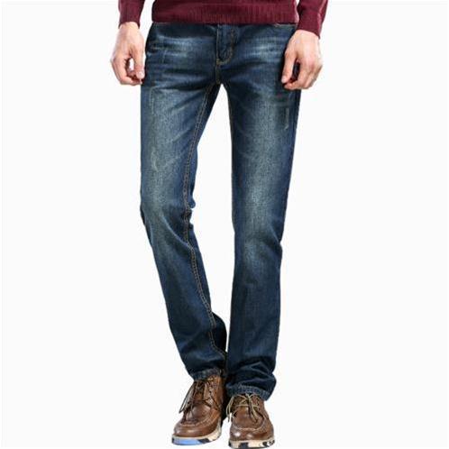 Quần Jeans nam mài xước thời trang No1Dara