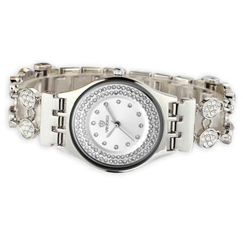 Đồng hồ hiệu nữ Vinoce 6353 lắc tay thời trang mới