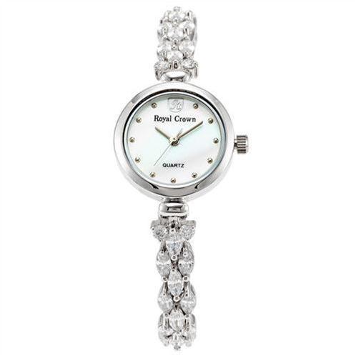 Đồng hồ lắc tay nữ Royal Crown