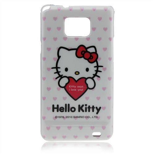Ốp lưng Samsung Galaxy S2 Hello Kitty