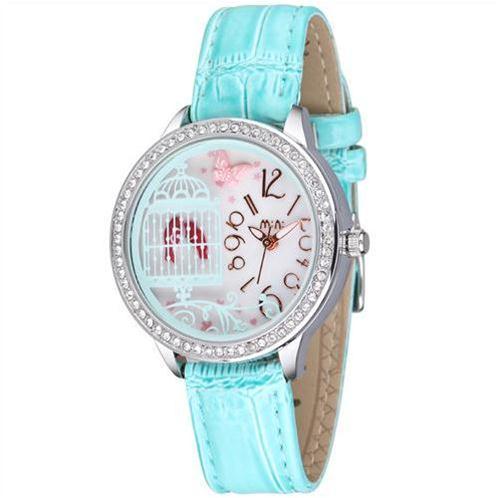 Đồng hồ nữ Mini MN2008 lồng chim