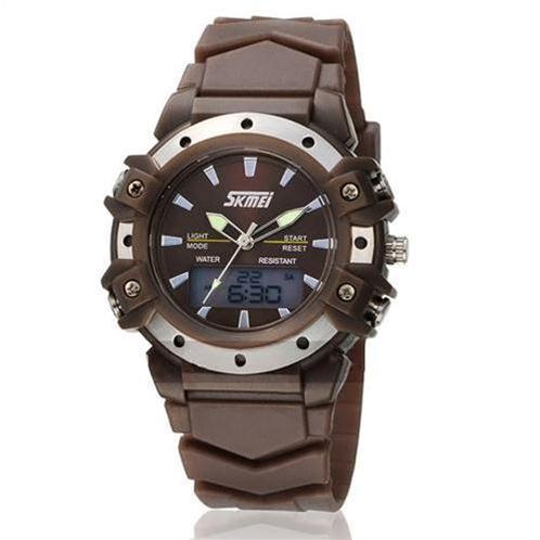 Đồng hồ điện tử SKmei thời trang 0821đa chức năng