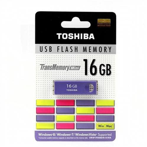 USB Toshiba 16GB Mini